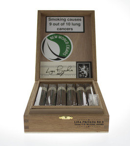Drew Estate Liga Privada 9 Belicoso Finos Box of 12