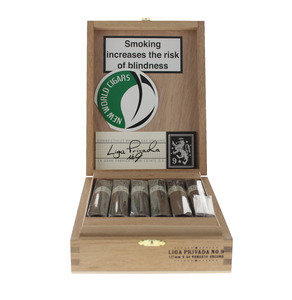Drew Estate Liga Privada 9 Robusto Box of 12