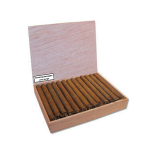 Dutch Cigars -  Wilde Cigarros (Panatelas) - Box of 25