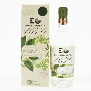 Edinburgh Gin 1670 - 70cl 43%