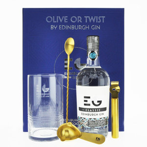 Edinburgh Gin Olive Or Twist - 70cl, 43%