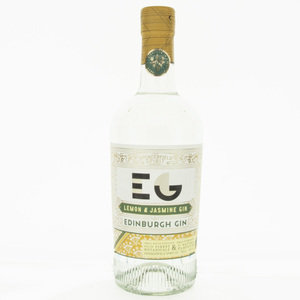 Edinburgh Lemon & Jasmine Gin - 70cl, 40%