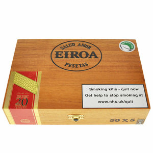 Eiroa The First 20 Years Maduro Robusto - Box of 20