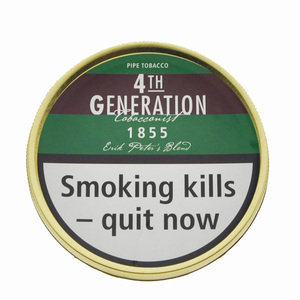 Erik Stokkebye 4th Generation 1855 Erik Peter's Blend Pipe Tobacco