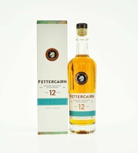 Fettercairn 12 Year Old Single Malt Scotch Whisky - 70cl, 40%