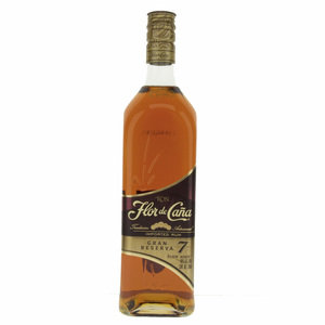 Flor de Cana 7 Year Old Grand Reserve Rum (40% 70cl)