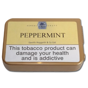 Gawiths Kendal Peppermint Snuff - 10g