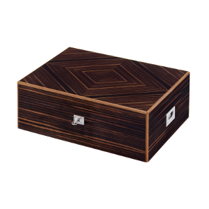 Davidoff Giant Cigar Humidor - Marine Red
