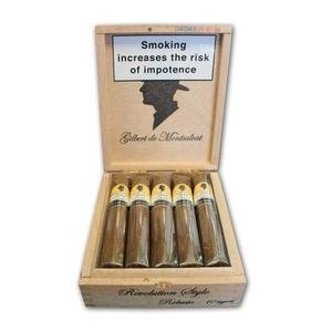 Gilbert de Montsalvat Revolution Style Robusto - Box of 10
