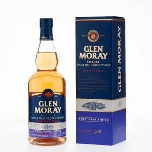 Glen Moray Single Malt Scotch Whisky Classic Port Cask Finish 40% Vol 70Cl