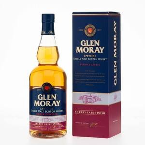 Glen Moray Single Malt Scotch Whisky Sherry Cask 40% Vol 70Cl