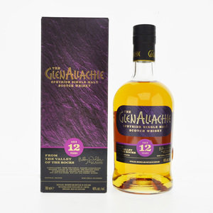 GlenAllachie 12 Year Old Speyside Single Malt Scotch Whisky 46% 70cl
