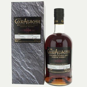 GlenAllachie 2006 13 Year Old Cask No. 6580 Single Malt Scotch Whisky - 70cl, 60.1% vol.