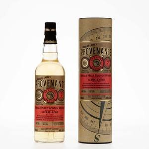 Glenallachie 7 Year Old Provenance