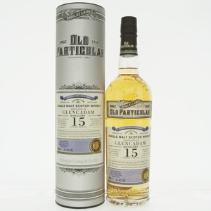Glencadam 15 Year Old Douglas Laing Old Particular Single Malt Scotch Whisky - 70cl, 48.4% vol.