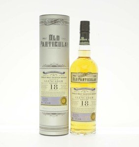 Glencadam 18 Year Old Douglas Laing Old Particular Single Malt Scotch Whisky - 70cl, 48.4% vol.