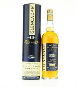 Glencadam 19 Year Old Oloroso Sherry Finish (70cl, 46% vol.)