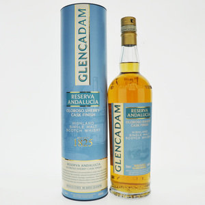 Glencadam Reserva Andalucia Finish Single Malt Scotch Whisky - 70cl 46%