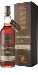Glendronach 13 Year Old 2004 Single Cask #3342 Single Malt Scotch Whisky - 70cl, 55.4% vol.