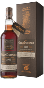 Glendronach 24 Year Old 1993 Single Cask #55 Single Malt Scotch Whisky - 70cl, 56.7% vol.