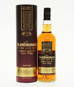 Glendronach Peated Portwood Single Malt Scotch Whisky 70cl abv 46%