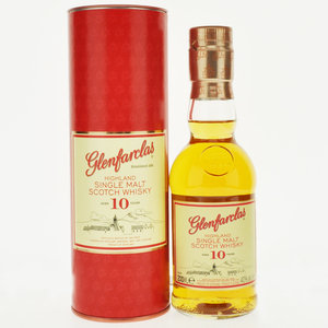 Glenfarclas 10 Year Old Single Malt Scotch Whisky - 20cl, 40% vol.