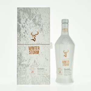 Glenfiddich Winter Storm 21 Year Old Experimental Series Single Malt Scotch Whisky - 70cl, 43%