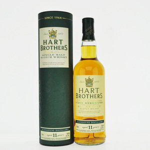 Glengoyne 2005 11 Year Old Hart Brothers Single Malt Scotch Whisky - 70cl, 56.8%