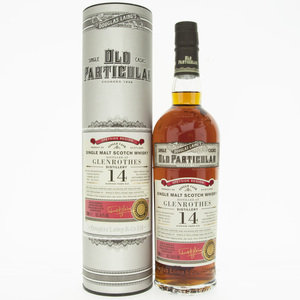 Glenrothes 14 Year Old Douglas Laing Old Particular Single Malt Scotch Whisky - 70cl, 48.4%