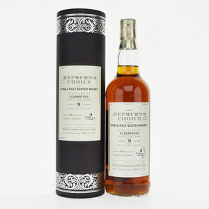 Glenrothes 2005 Hepburn's Choice 9 Years Old Single Malt Scotch Whisky -70cl 46%