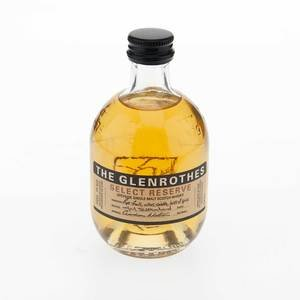 Glenrothes Select Reserve Single Malt Scotch Whisky - 10cl, 43% vol