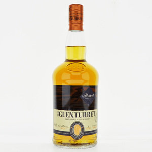 Glenturret Peated Edition Batch No. 3 Single Malt Scotch Whisky - 70cl, 43%