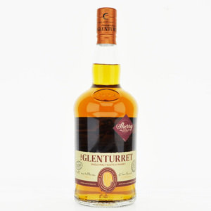 Glenturret Sherry Cask Edition Single Malt Scotch Whisky - 70cl, 43%