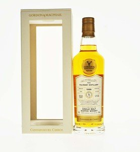 Gordon & MacPhail Connoisseurs Choice Pulteney 1998 Single Malt Whisky - 46% vol. 70cl