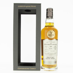 Gordon & MacPhail Connoisseurs Choice Royal Brackla 1995 Single Malt Scotch Whisky - 70cl, 50.4% vol.
