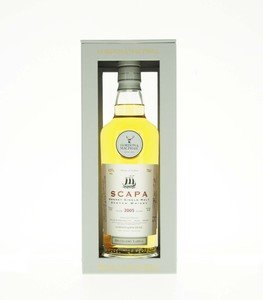 Gordon & MacPhail Scapa 2005 Single Malt Scotch Whisky - 70cl, 43% vol.