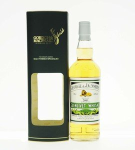 Gordon & MacPhails George & J G Smiths Glenlivet 2001 Single Malt Whisky 43% vol 70cl