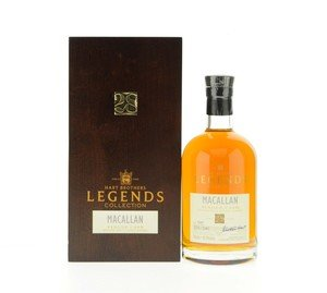 Hart Bros Legends Macallan 28 Years Old Single Malt Scotch Whisky (70cl 51.1%)