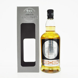 Hazelburn 10 Year Old Campbeltown Single Malt Scotch Whisky 46% ABV, 70cl