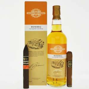 Hoebeg, 145th Anniversary Robusto and Aging Room Maestro