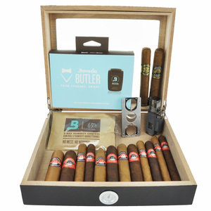 Humidor & Cigar Bundle Number 2