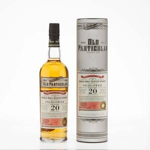 Inchgower 20 Year Old Douglas Laing Old Particular
