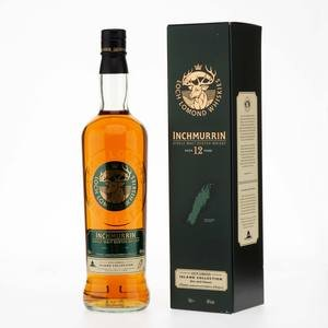 Inchmurrin 12 Year Old Island Collection 46% Vol 70Cl