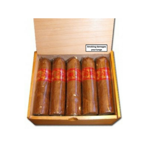 Inka Secret Blend - Rojo Red - Bombaso Natural Cigar - Box of 10