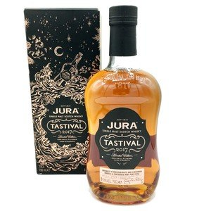 Isle of Jura Tastival 2017 Festival Bottling - Single Malt Scotch Whisky - 70cl, 53.5%