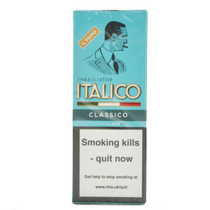 Italico Classico Natural Cigars – Pack of 4