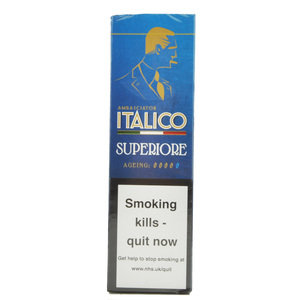 Italico Superiore Aged Cigars – Pack of 3
