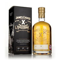 James Eadies Trade Mark 'X' Blended Scotch Whisky - 70cl,