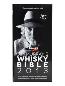 Jim Murray's Whisky Bible Book 2013