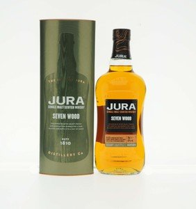 Jura Seven Wood Single Malt Scotch Whisky 42% Vol 70cl